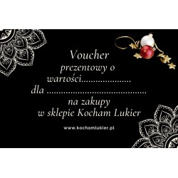 Bon Podarunkowy - Voucher...