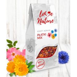 Kwiaty jadalne - Płatki MIX...