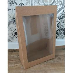 Pudełko na stojące pierniki 3D
